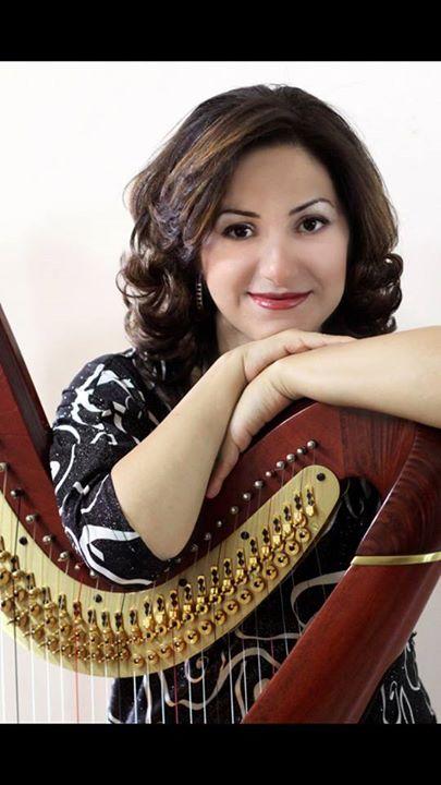 Harp In Tour..