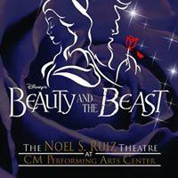 Disneys Beauty and the Beast at The Noel S. Ruiz Theatre