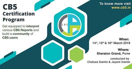 CB5 Certification Program in Pune
