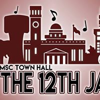 MSC Town Hall Presents The 12th Jam Music Festival