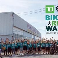 Ride Run or Walk for Your Hospital