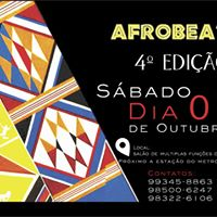 Afrobeats Party 4 edio