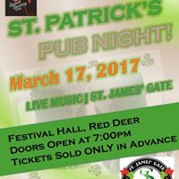 St Patricks Day with SJG at Festival Hall