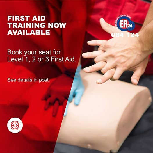First Aid Training Level 1 2 or 3