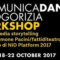 Comunicadanza - Workshop di Social Media Storytelling