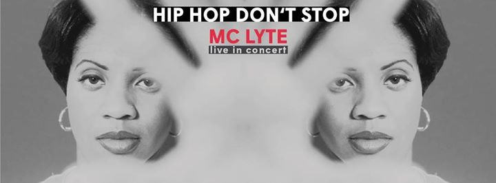 MC Lyte (live) presented by HHDS