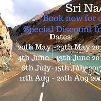 Sri Nagar to Leh with Keen 10d9n 4th-13th July 2017