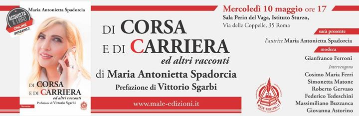 Di Corsa e di Carriera di Maria Antonietta Spadorcia