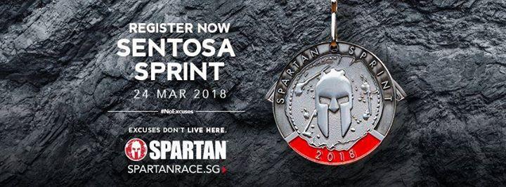 Sentosa Sprint 2018