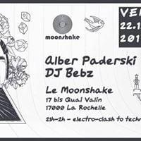 Moonshake  Alber Paderski  Dj Bebz