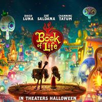Free Family Movie Night The Book of Life