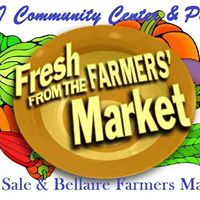 Bellaire Farmers Market &amp ASI Yard Sale