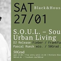 Black &amp House  DJ Release &amp Pascal Rueck