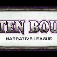 WarmaHordes Rotten Bounty Narrative League W2