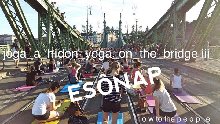 Jga a hdonYoga on the Bridge iii_ESNAP