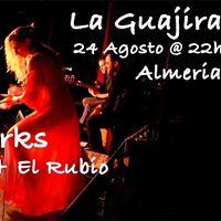 Tori Sparks  Calamento La Guajira (ALMERIA)