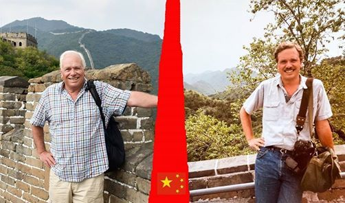 Morning Talk - Time Travelling in China and Tibet - Pete Morton