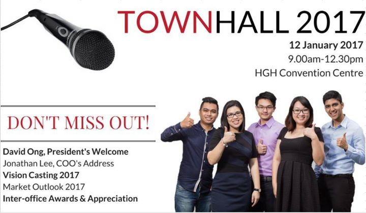 TOWN HALL 2017
