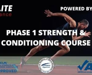 Phase 1 Strength &amp Conditioning Certification Course