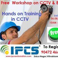 CCTV BMS Free Workshop