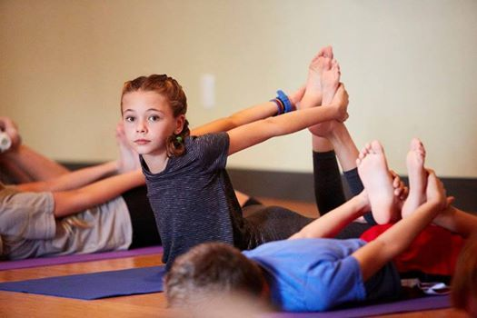 Yoga for Tweens & Teens with Lindsay Wood (Kensington)