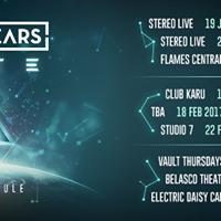 Atmozfears - GATE - Stereo Live Houston [USA]