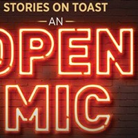 Stories on Toast An Open Mic for Unpublished Authors