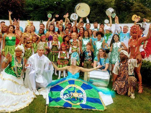 Copenhagen Carnival with Carioca