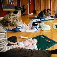 Infant Massage w Jessie Bernstein