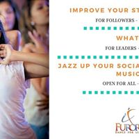 Social Dance Fundamentals for Advanced Dancers with Ranjani