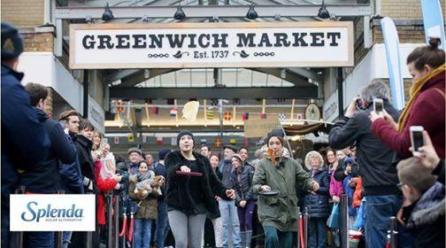 9bfb1261b6df40 Pancake Race - 2nd March at Greenwich Market