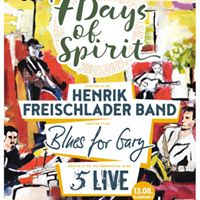7 Days of Spirit - Blues &amp Soul Festival fr den guten Zweck