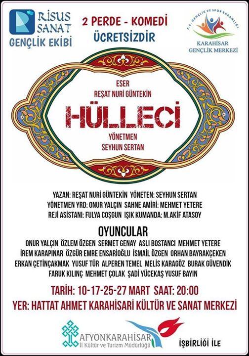Hlleci - Tiyatro