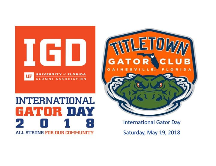 International Gator Day at TBD, Kings County