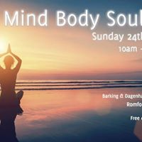 Mind Body Soul Event - Romford Essex