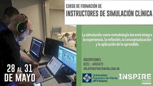 Curso de Formacin de Instructores en Simulacin Clnica