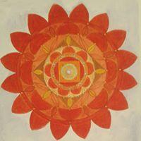 Painting a Personal Mandala - HeArt Workshop 2