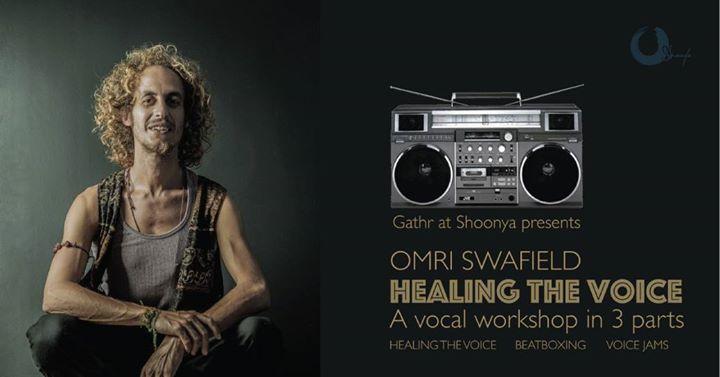Healing the Voice ft. Omri Swafield