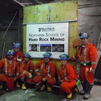 Underground Hard Rock Miner Program