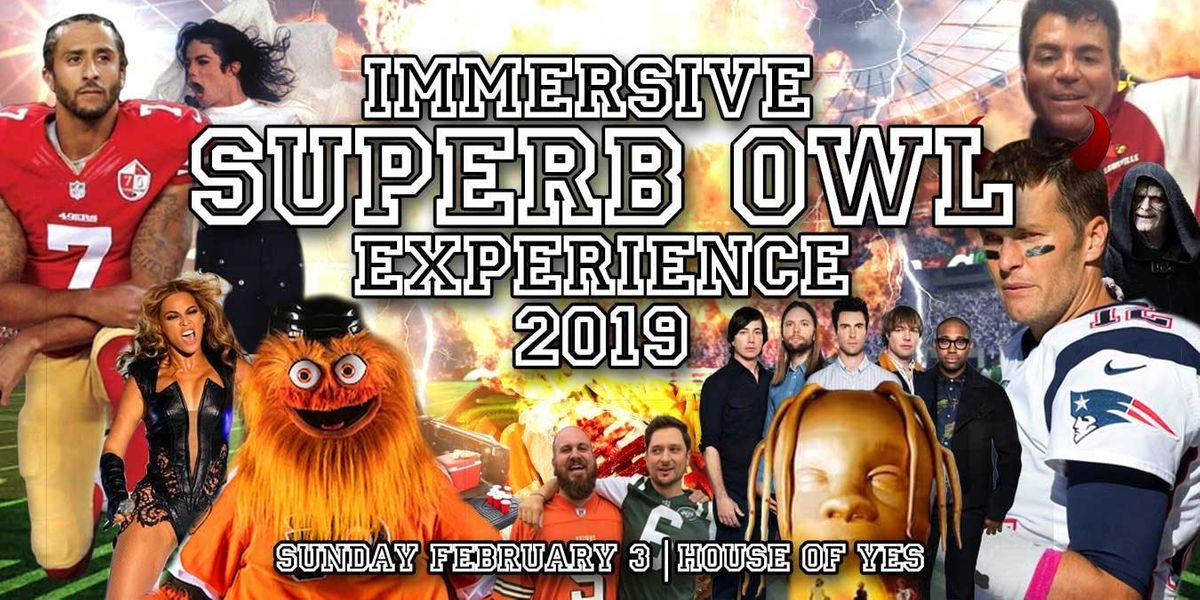 Totally Immersive SUPERB OWL Experience