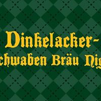 Dinkelacker-Schwaben Brau- Launch Party at the Albion