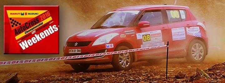 Maruti Suzuki Autocross Championship