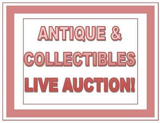 Antique & Collectibles LIVE Auction (April 6) Nordic