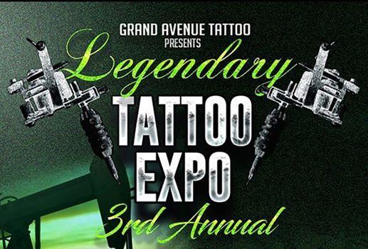 LEGENDARY TATTOO EXPO