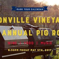 Swirling with the Swine Pig Roast