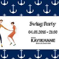 Swing stanbul Ayn Partisi - Sailor (Mart)