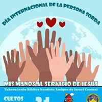 Da Internacional de la persona Sorda