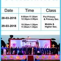 Orientation Day Celebration Middle Section &amp Higher Section