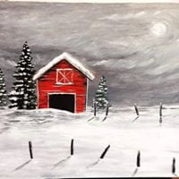 Paint The Night Away Fundraiser