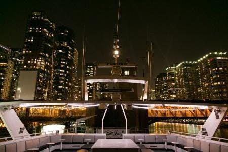 2020 Chicago New Years Eve (NYE) Yacht Party